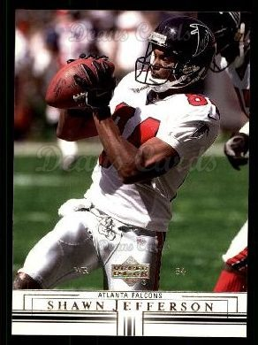2001 Upper Deck #8  Shawn Jefferson