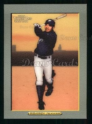 2005 Topps Turkey Red #294  Hernan Iribarren