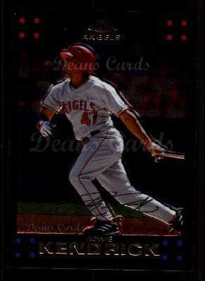 2007 Topps Chrome #188  Howie Kendrick