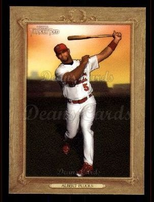 2007 Topps Turkey Red #25 AD Albert Pujols