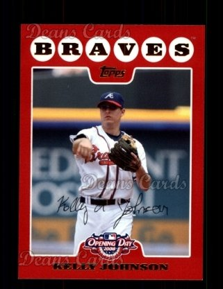 2008 Topps Opening Day #155  Kelly Johnson