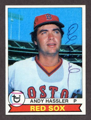 1979 Topps #696  Andy Hassler