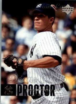 2006 Upper Deck #724  Scott Proctor