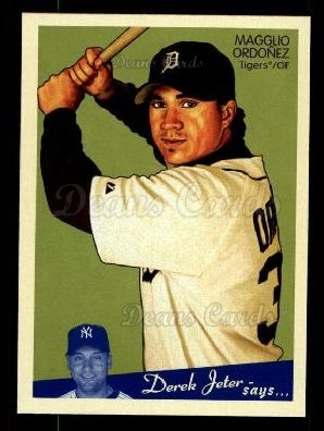 2008 Upper Deck Goudey #72  Magglio Ordonez