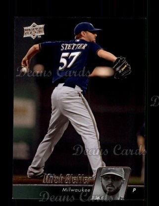 2010 Upper Deck #301  Mitch Stetter