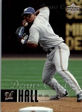 2006 Upper Deck #254  Bill Hall