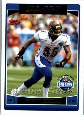 2006 Topps #299   -  Derrick Brooks All-Pro