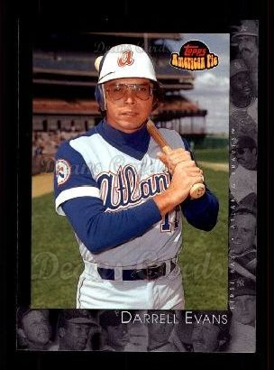 2001 Topps American Pie #100  Darrell Evans