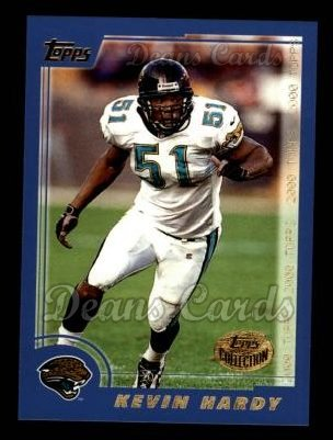 2000 Topps #304  Kevin Hardy
