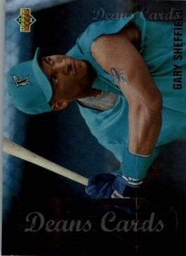 1994 Upper Deck #50   -  Gary Sheffield The Future is Now