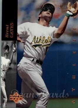 1994 Upper Deck #110  Brent Gates