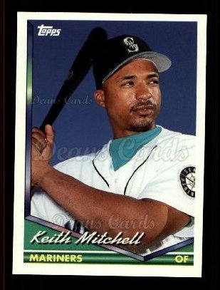 1994 Topps Traded #51 T Keith Mitchell