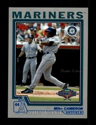 2004 Topps Opening Day #68  Mike Cameron