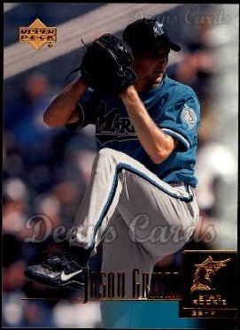 2001 Upper Deck #18  Jason Grilli