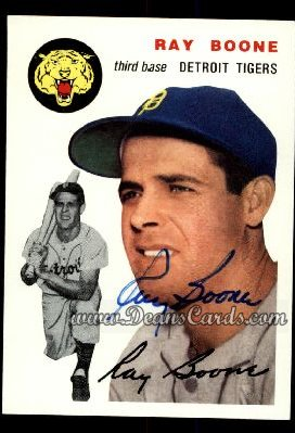 1994 Topps 1954 Archives #77  Ray Boone