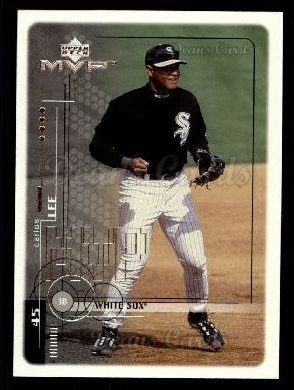 1999 Upper Deck MVP #51  Carlos Lee