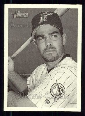 2001 Bowman Heritage #101  Mike Lowell