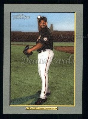 2005 Topps Turkey Red #176  Armando Benitez