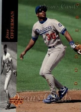 1994 Upper Deck #236  Jose Offerman