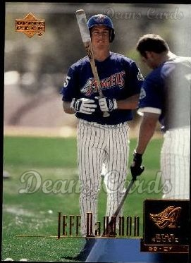 2001 Upper Deck #1  Jeff DaVanon
