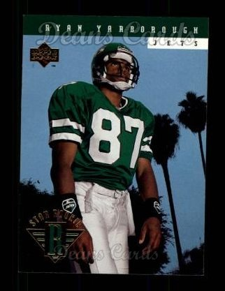 1994 Upper Deck #10  Ryan Yarborough