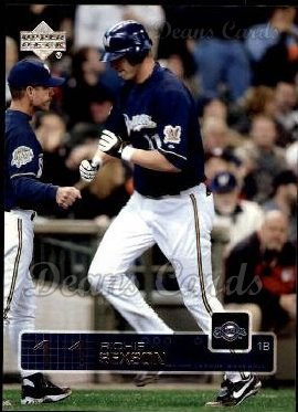 2003 Upper Deck #392  Richie Sexson