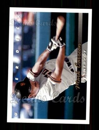 1993 Upper Deck #570  Mark Carreon
