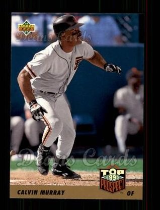 1993 Upper Deck #432  Calvin Murray