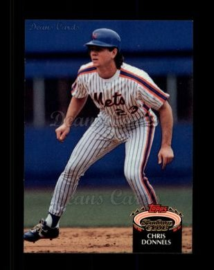 1992 Topps Stadium Club #353  Chris Donnels