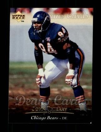 1995 Upper Deck #205  John Thierry