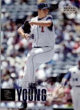 2006 Upper Deck #454  Chris R. Young
