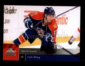 2009 Upper Deck #70  David Booth