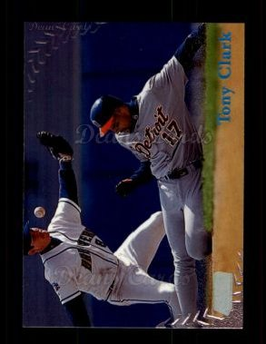 1998 Topps Stadium Club #33  Tony Clark