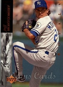 1994 Upper Deck #339  Jeff Montgomery