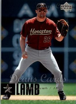 2006 Upper Deck #631  Mike Lamb