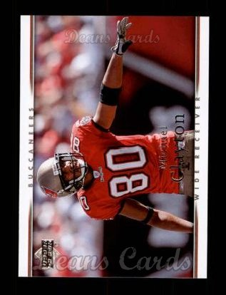 2007 Upper Deck #185  Michael Clayton