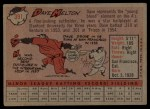 1958 Topps #391  Dave Melton  Back Thumbnail