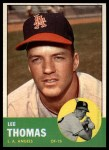 1963 Topps #441  Lee Thomas  Front Thumbnail