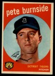 1959 Topps #354  Pete Burnside  Front Thumbnail