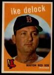 1959 Topps #437  Ike Delock  Front Thumbnail