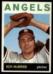 1964 Topps #405  Ken McBride  Front Thumbnail