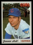 1970 Topps #649  Jimmie Hall  Front Thumbnail