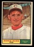 1961 Topps #346  Howie Nunn  Front Thumbnail