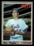 1970 Topps #419  Ron Taylor  Front Thumbnail