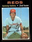 1971 Topps #272  Tommy Helms  Front Thumbnail