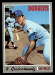 1970 Topps #446  Billy Grabarkewitz  Front Thumbnail