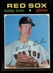 1971 Topps #446  Bobby Bolin  Front Thumbnail