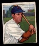 1950 Bowman #172  Peanuts Lowrey  Front Thumbnail