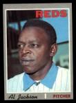 1970 Topps #443  Al Jackson  Front Thumbnail