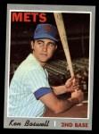 1970 Topps #214  Ken Boswell  Front Thumbnail
